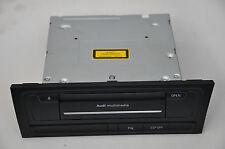 Audi A5 8T 3G MMI Navigation Rechner Festplatte 2x SD 8T2035666
