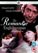 THE ROMANTIC ENGLISHWOMAN GENUINE R2 DVD MICHAEL CAINE GLENDA JACKSON VGC