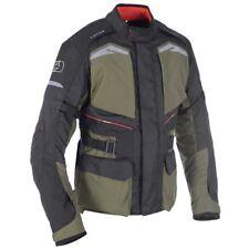 Oxford Quebec 1.0 TEXTILE Hommes Veste moto étanche - Vert Militaire