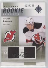 2011-12 Ultimate Collection Rookie Jerseys URJ-LA Adam Larsson New Jersey Devils