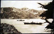 Sausalito CA~40's Richardson Bay~Battle Ships? ZAN RPPC