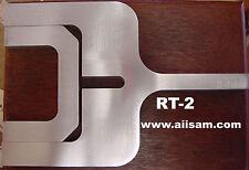 """Metal lathe radius turning tool frame 2"""" PRE-BROACHED"""