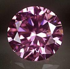 Rose Rond Brillant Zircone Taille & Qualité Choix Cz