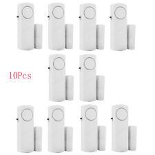 Wireless Home Security Door Window Entry Burgla Alarm System Magnetic Sensor Lot