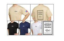 VTAC Viking Tactics S/S Shirt - Trample The Weak - SAND - NEW Choose size below