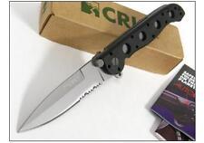 Couteau CRKT Black SPEAR Point M16-13Z CR13Z Zytel