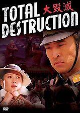 Total Destruction (DVD, 2007, Subtitles, Martial Arts)