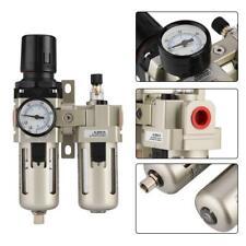AC3010-03 Alliage d'aluminium Air comprimé Régulateur de pression Filtre à eau