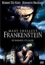 Mary Shelleys Frankenstein DVD Like  New, No case