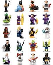 LEGO 71020 Minifigures THE BATMAN MOVIE 2 - Scegli i Personaggi dal Menu