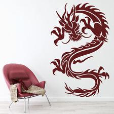Chinese draak oosters Muursticker WS-18243