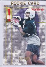 RAY LEWIS 1996 Fleer ROOKIE CARD Baltimore Ravens FOOTBALL RC The U MIAMI