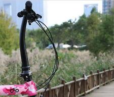 Bent Headtube Folding Bike head stem tube For DAHON SP8 P8 BYA412 Fold Bicycle