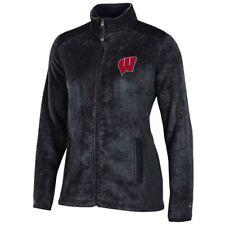 Wisconsin Badgers Ncaa Full Zip Women's Team Logo Flurry Jacket by Champion