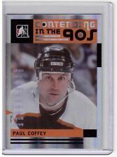 PAUL COFFEY 11/12 ITG Broad Street Boys Base Card #65 Philadelphia Flyers SP