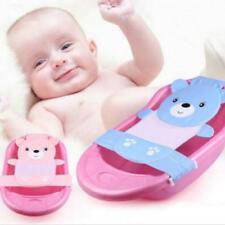 Baby Safety Shower Bath Seat Tub Support Net Sling Cradle Bathtub Adjustable CB