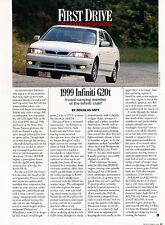 1999 Infiniti G20t - first drive - Classic Article A26-B