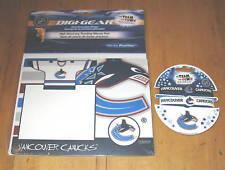 Hockey Canucks Vancouver 2 Bracelet & Mouse Pad FREE SHIPPING
