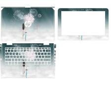 Dazzle Vinyl Laptop Special Sticker Skin For HP Pavilion 11-k048tu x360