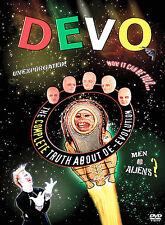 DEVO - The Complete Truth About De-Evolution- DVD
