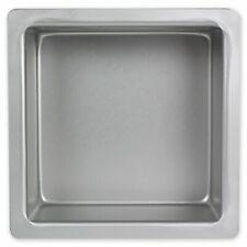 PME Moule à Gâteau Carré en Aluminium Anodisé, 254 x 254mmx 102mm de Profo...