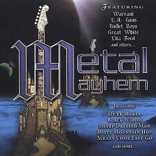 Metal Mayem: Great White, Warrant, L.A. Guns, Lita Ford