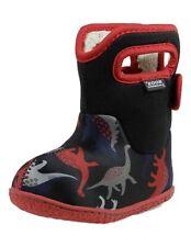 Bogs Outdoor Boot Boy Baby Dinos Plush Lining Waterproof 72165I