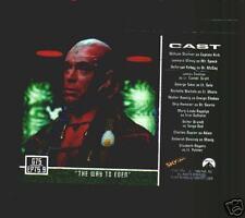 Star Trek  STOS 3   G75  Gold card