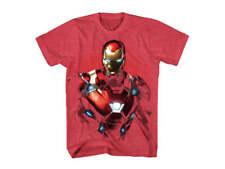 Marvel Captain America Civil War Iron Man Dark Defector T-Shirt