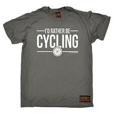 Prefiero ser ciclismo para hombre rltw T-Shirt Tee para ciclismo ciclista bicicleta Cumpleaños