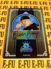 2005 Diamond Kings JASON BAY Autograph #184 #ed 08/25 Pittsburgh Pirates Auto
