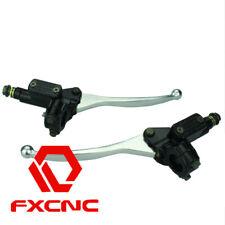 "Hydraulic Brake Clutch Master Cylinder Lever 7/8"" Universal 50-250cc Motorcycle"