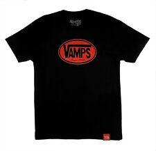 VAMPIRE LIFE Vamps Graphic Tee By JIM JONES 100% Cotton Men's T-Shirt NEW