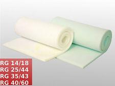 Schaumstoff Schaumstoffplatte Matratze Schaum Polster RG14/18 RG25/44 RG35/43