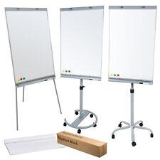 Flipchart Whiteboard Konferenztafel magnetisch höhenverstellbar