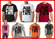 Black Guns Matter - Pro Gun Shirt AR-15, AK47, 2nd Amendment, T-Shirt, Rifles