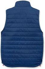 Carhartt Herren Bodywarmer Gilliam Vest Dark Blue