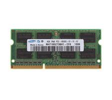 For Samsung 4GB 2GB 1GB Memory PC2 PC3 RAM DDR2 DDR3 Laptop RAM Kit SO-DIMM LOT
