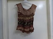 Ladies Japna with love Multi Prints 100% Rayon Summer tops
