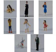 HEIDI Figurines Peter Clara Grand-Père Femme Rotten Maier chèvre de Marukatsu