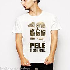soccer t shirt, maradona, pele, football, argentina, brazil, neymar, Ronaldo