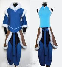 Avatar The Legend of Korra Korra Cosplay Costume - Custom made in any size: