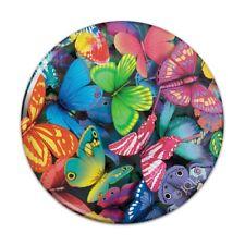 Butterfly Butterflies Rainbow Magic Compact Pocket Purse Hand Makeup Mirror