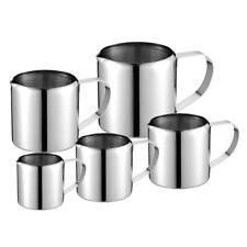 Stainless Steel Accessories Kitchen Polished Coffee Latte Restaurants Milk Jug
