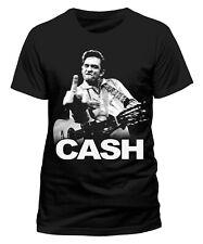 Johnny Cash 'Finger' T-Shirt - NEW & OFFICIAL!