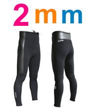 WL2604 MENS 2 MM Neopreno SCR Pants Scuba Diving Traje De Buceo Snorkeling