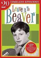 Leave It to Beaver: 20 Timeless Episodes (DVD, 2013, 2-Disc Set, Tin Case)