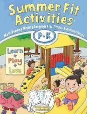Summer Fit, Preschool - Kindergarten (Paperback or Softback)