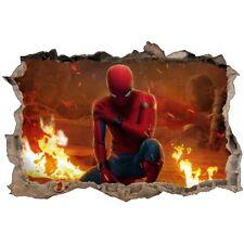 Stickers 3D Spider-Man  réf 52472