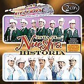 Los Rieleros Del Norte Para Ti: Nuestra Historia CD